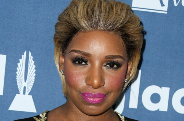 NeNe Leakes arrives at the 27th Annual GLAAD Media Awards held at The Beverly Hilton Hotel in Beverly Hills, Los Angeles.  Pictured: NeNe Leakes Ref: SPL1256654  020416   Picture by: Xavier Collin/Image Press/Splash  Splash News and Pictures Los Angeles:	310-821-2666 New York:	212-619-2666 London:	870-934-2666 photodesk@splashnews.com