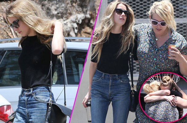 amber heard johnny depp divorce scary skinny pics