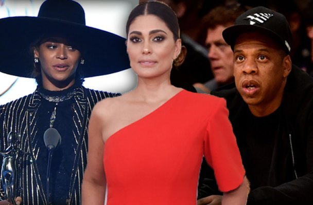 beyonce jay z rachel roy cfda awards lemonade becky