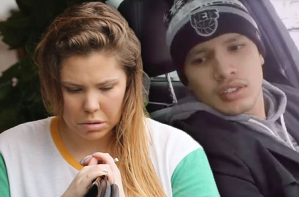 kailyn lowry sad divorce javi marroquin twitter
