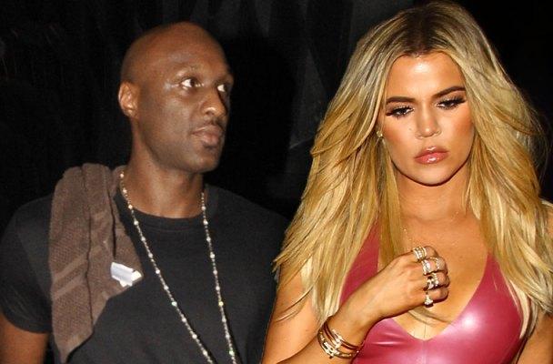 khloe kardashian lamar odom divorce kuwtk recap