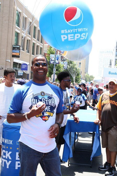Pepsi Brings Its #SayItWithPepsi Campaign To AllStarWeekend