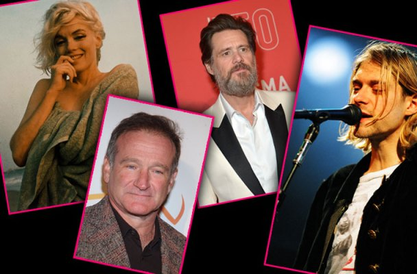 celebrity suicides exposed