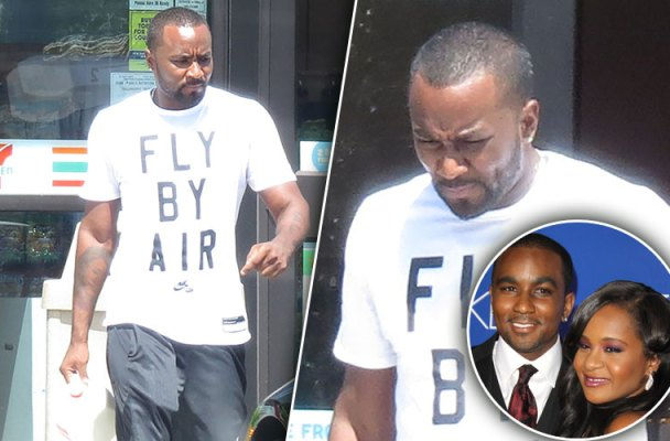 Nick Gordon Sad Bobbi Kristina Brown Death Anniversary 4