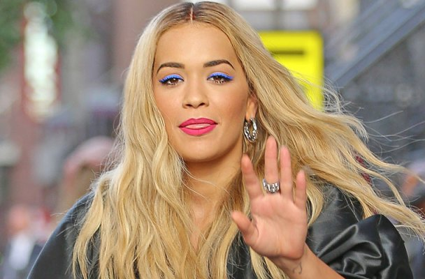 Rita Ora Americas Next Top Model Replacing Tyra Banks NYC Video
