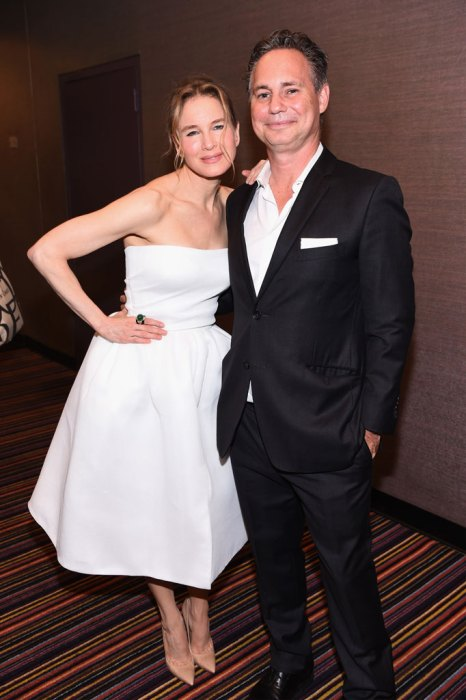 DuJour Media & Gilt host Renee Zellweger for a Screening of