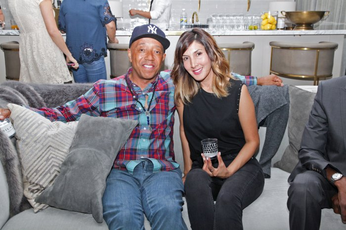 Russell-Simmons-Yvonne-Niami