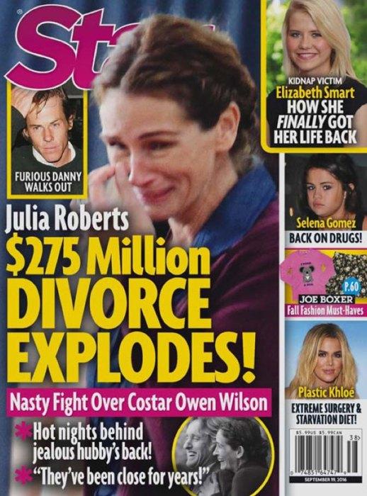 julia roberts cheating