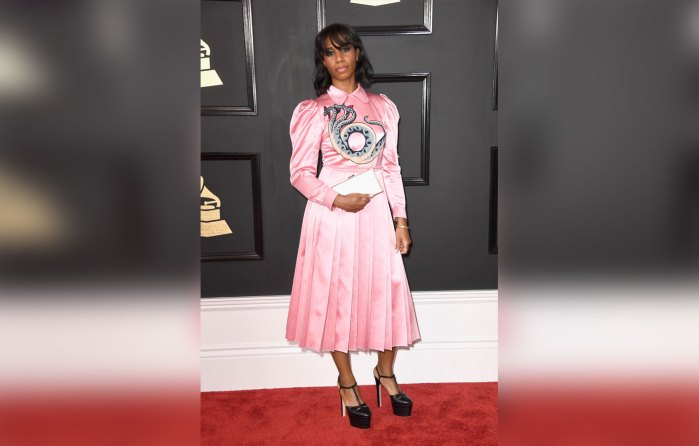 The 59th GRAMMY Awards-Arrivals