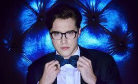 THE ROCKY HORROR PICTURE SHOW:  LET'S DO THE TIME WARP AGAIN:  Ryan McCartan as Brad in THE ROCKY HORROR PICTURE SHOW: LET'S DO THE TIME WARP AGAIN:  Premiering Thursday, Oct. 20 (8:00-10:00 PM ET/PT) on FOX.  ©2016 Fox Broadcasting Co.  Cr:  Steve Wilkie/FOX