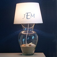 Lampshade Monogram