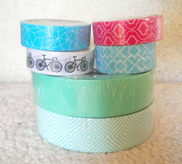 Pretty Tape from Office Depot