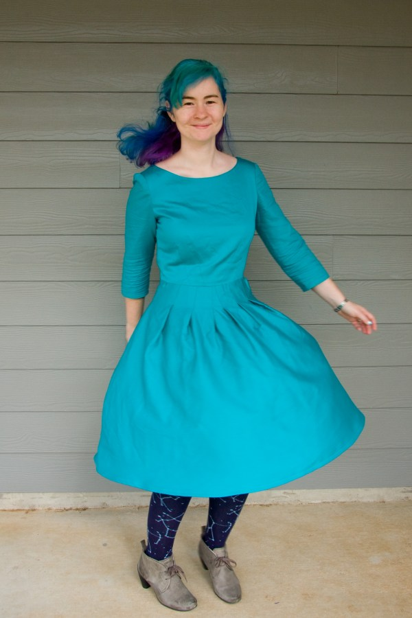 simplicity 2444 skirt
