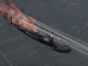 warthunder_Do217 on fire