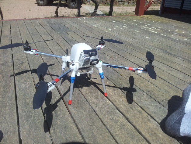 Quadcopter Chassis-Create UNSW