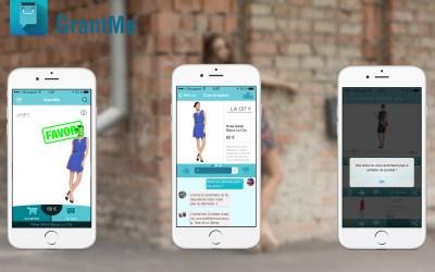 GrantMe – Pour que vos amis deviennent vos meilleurs conseillers shopping !