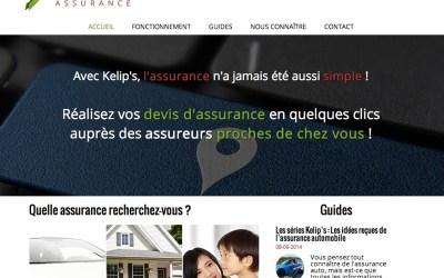 Kelip's – Trouvez votre assurance et obtenez un devis en une minute !