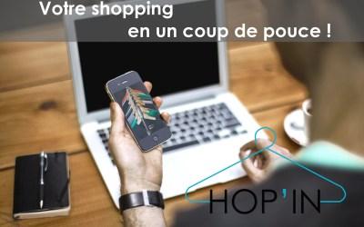 HOP'IN : Et Hop'in the pocket ;)