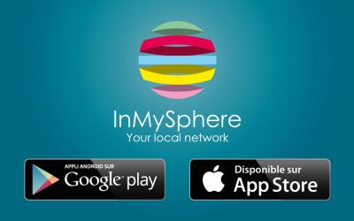 InMySphere : Réseau social de proximité