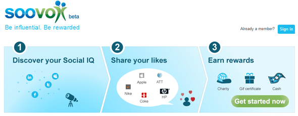 Soovox - Startup Featured on StartUpLift