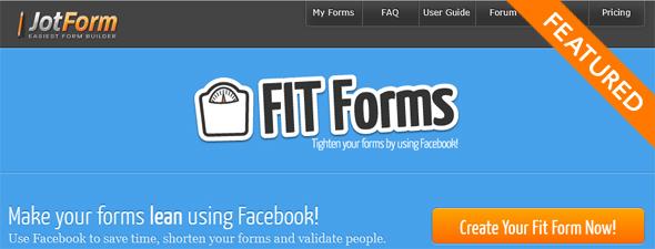 JotForm-FitForm-startup-Featured-on-StartUpLift