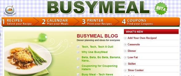 BusyMeal Startup Featured on StartUpLift