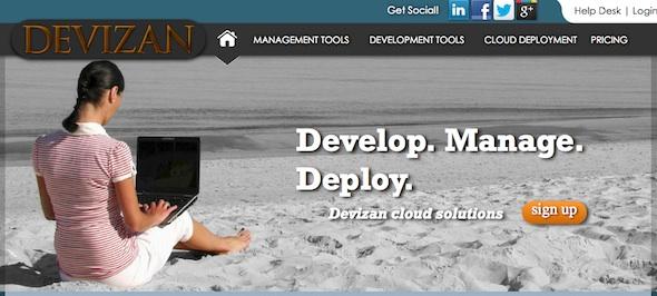 Devizan - emotional world map - startup featured on startuplift for website feedback & startup feedback