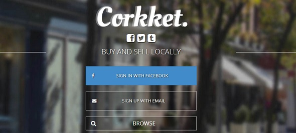 Corkket - startup featured on startuplift for website feedback and startup feedback