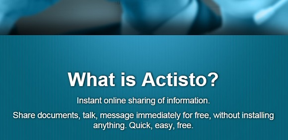 actisto - startup featured on StartUpLift for startup feedback and website feedback