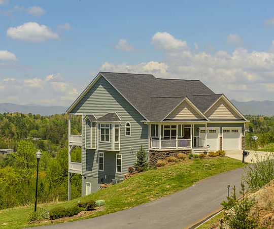 Gated Mountain Community - Starview Heights, Weaverville NC