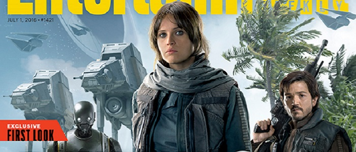 New Details On Rogue One From Entertainment Weekly!
