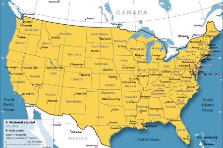 where is chicago on the us map