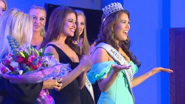 Miss Washington USA 2016 Kelsey Schmidt