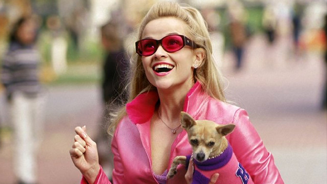 Reese Witherspoon confirms plans for  Legally Blonde 3    WCWN Reese Witherspoon as Elle Woods in  Legally Blonde   2001    Metro