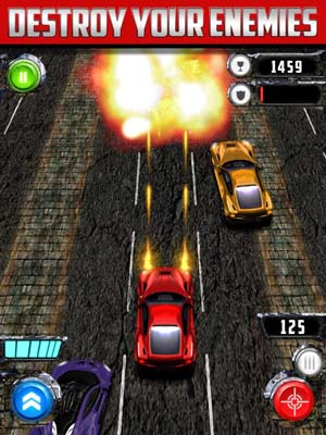 Angry Car Racing Birds Race