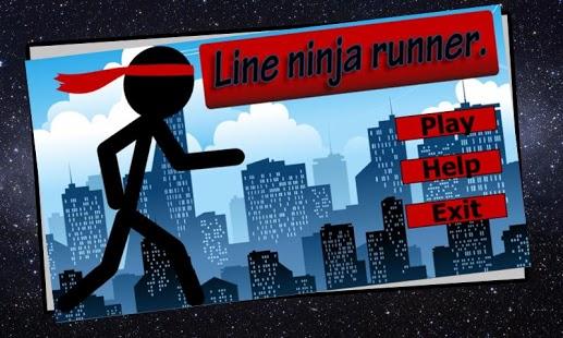 Line ninja runner