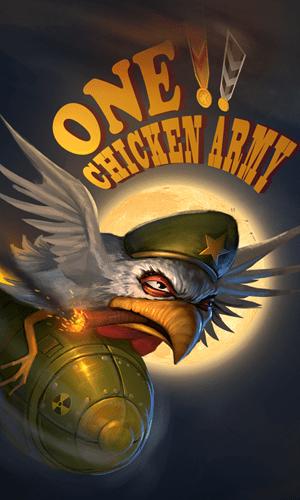 Chicken Army Rush