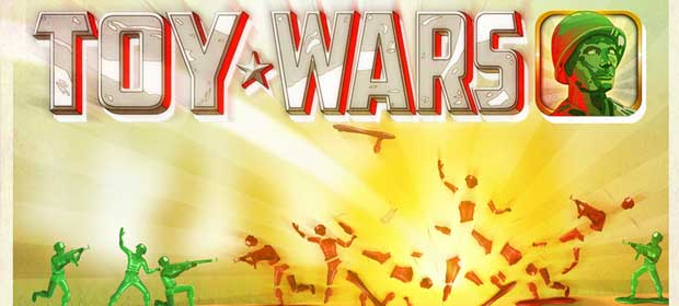 Toy Wars: Story of Heroes