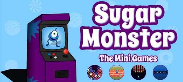 Sugar Monster - The Mini Games