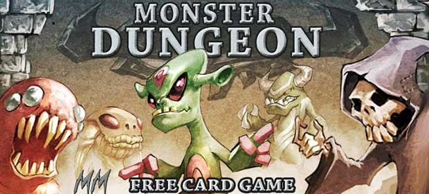 Monster Dungeon Free Card Game