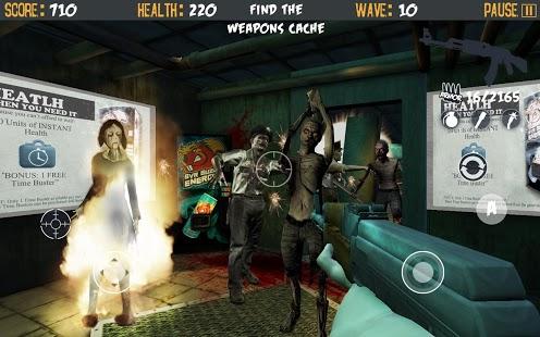 Dead Corps Zombie Assault
