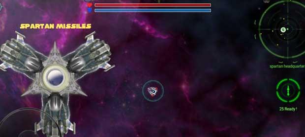 Space corsair