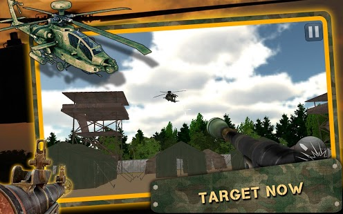 Heli Air Attack 3D