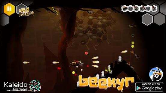 Beekyr: Eco Shoot'em up