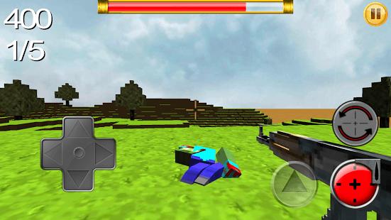 Craft Gun 3D