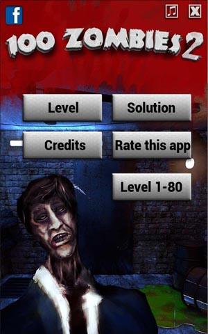100 Zombies 2 - Room Escape