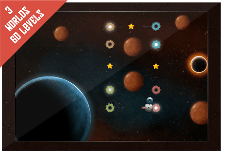 Cosmoplan : A Space Puzzle