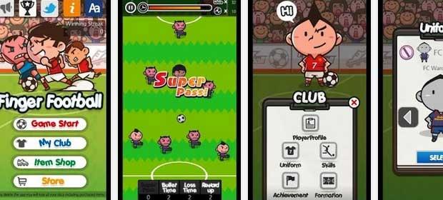 Finger Football - Funny Soccer