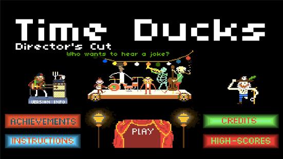 Time Ducks