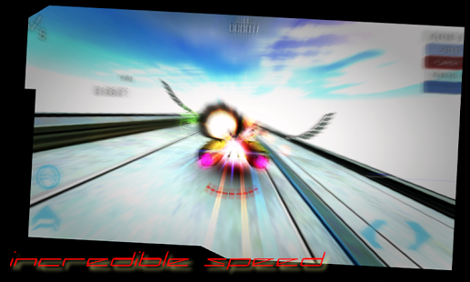 Fury Racing 3D Real Speed